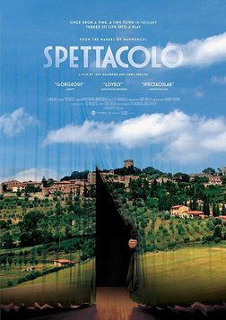 Spettacolo - A Theater Tradition in Tuscany